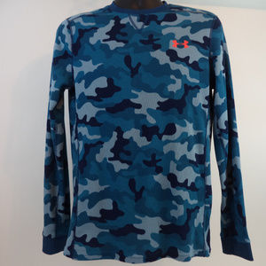 Under Armor	Men's Thermal Shirt S CL1241 0719